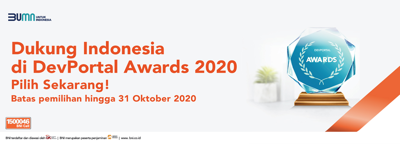 DevPortal Awards 2020