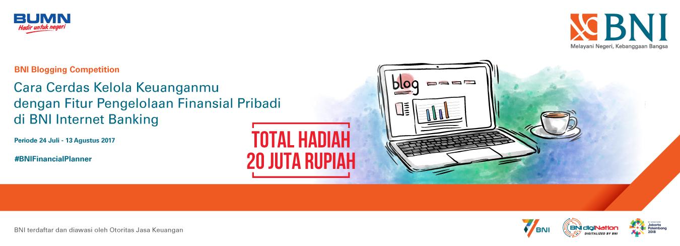 BNI Blogging Competition