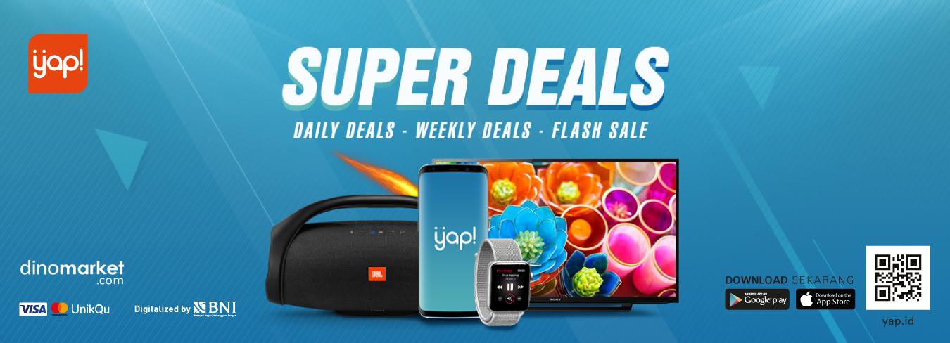 Super Deals! Dinomarket