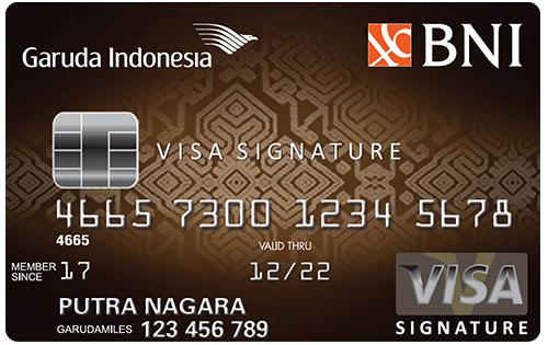 BNI Garuda Signature