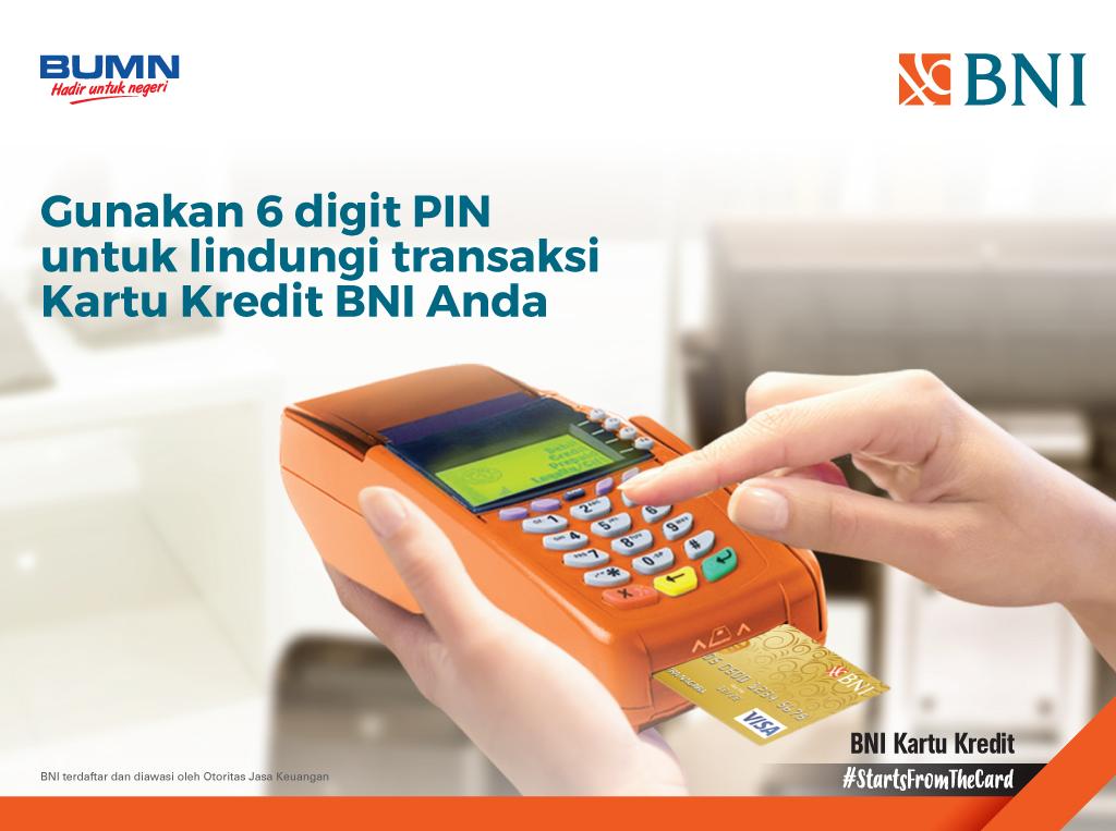 Beranda | BNI Credit Card