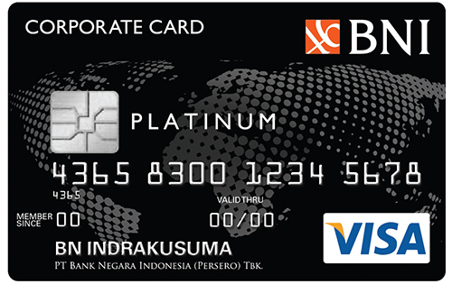 BNI Corporate Card